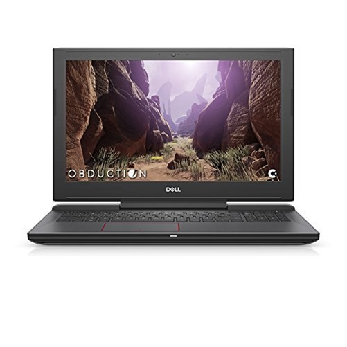 "Dell Inspiron 15.6"" Laptop, Intel Core i7 i7-7700HQ, 3.8 GHZ, Nvidia GeForce GTX 1060 6GB GDDR5 Graphic Card, 16GB DDR4 Memory, 1TB HD + 128GB SSD, i7577-7425BLK-PUS"
