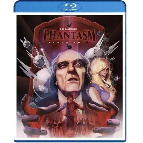 Phantasm: Remastered (Blu-ray)