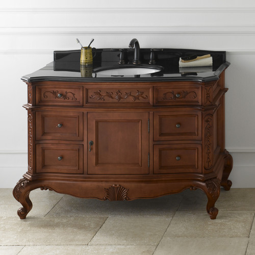 Ronbow Bordeaux 50'' Single Bathroom Vanity Set