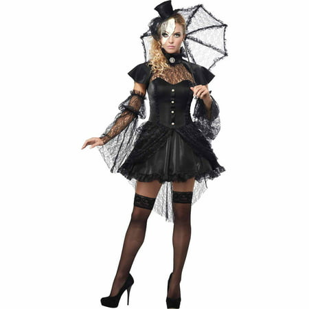 Victorian Doll Adult Halloween Costume - Victorians Costumes