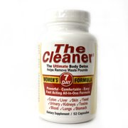 Century Systems The Cleaner  Body Detox, 52 ea - Best Reviews Guide