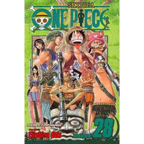 One Piece 28: Wyper The Berserker