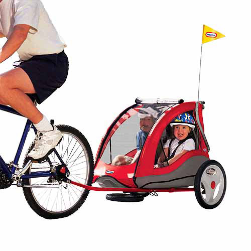 Little Tikes Cozy Cruiser Bicycle Trailer