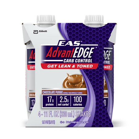 Advantedge Carb Control Shake Chocolate Fudge