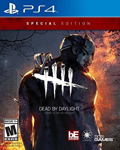 Dead By Daylight, 505 Games, PlayStation 4, 812872019208 by 505 Games