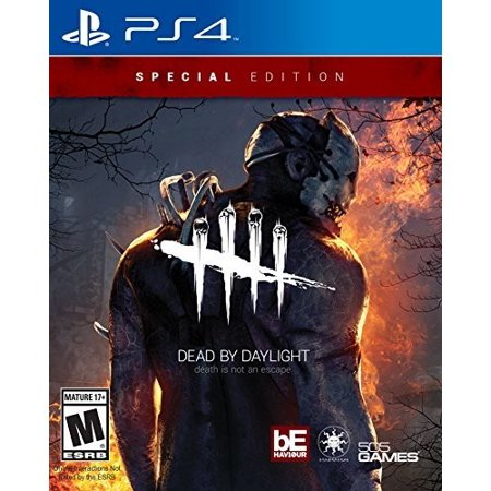 Dead By Daylight, 505 Games, PlayStation 4,