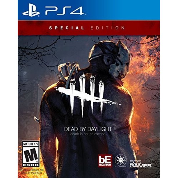 Dead By Daylight, 505 Games, PlayStation 4, 812872019208