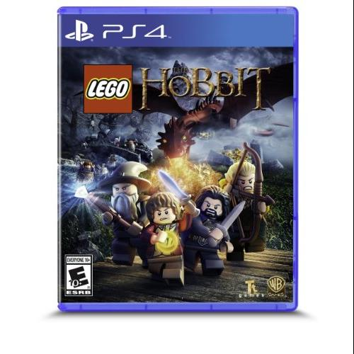 Wb Lego The Hobbit - Action/adventure Game - Playstation 4 (1000462214)