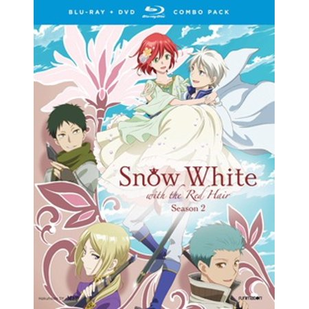 Snow White with Red Hair: Season Two (Blu-ray) - How Old Is Snow White