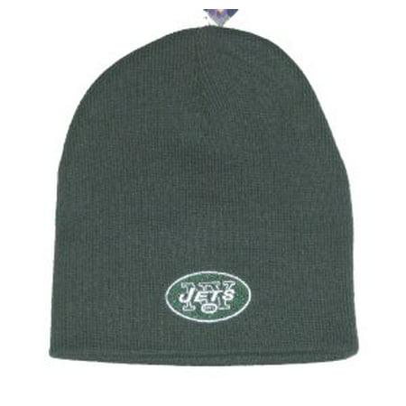 - New York Jets NFL Team Apparel Classic Knit Beanie Hat