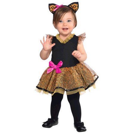 Brown Coat Costume (Cutie Cat Costume Infant 0-6)