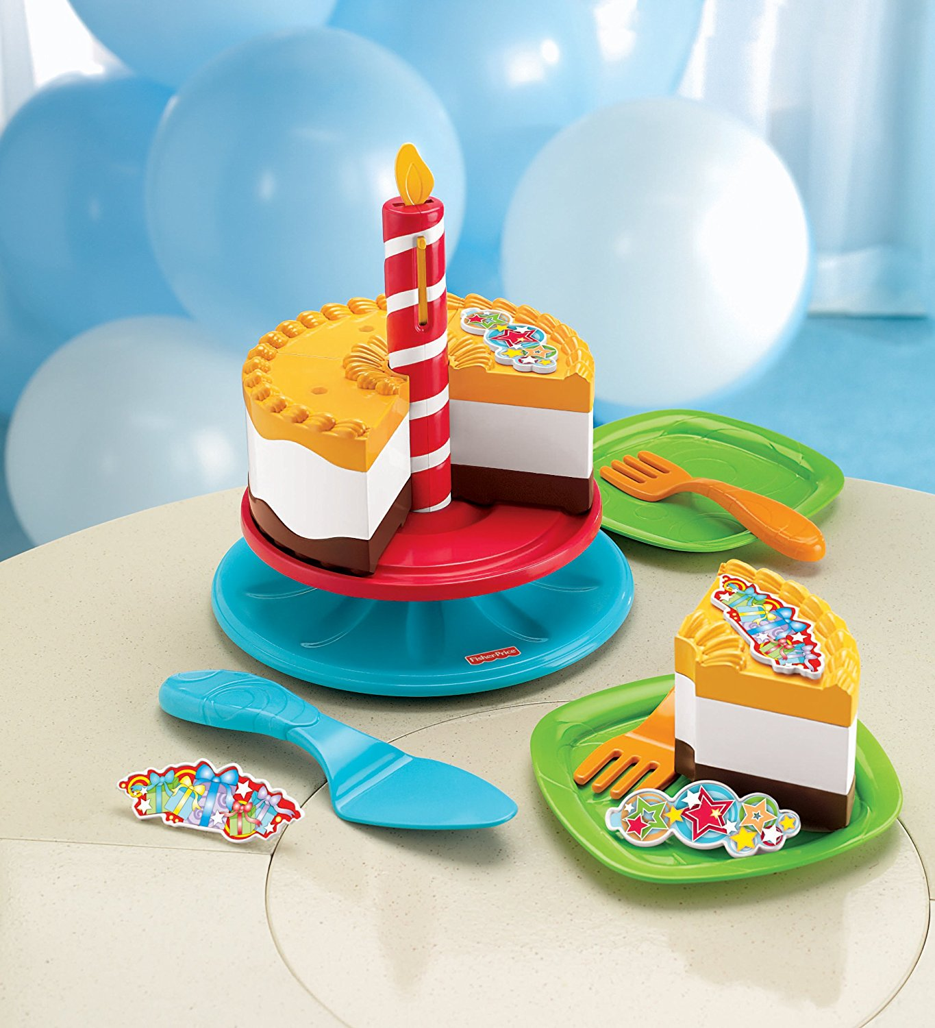 Fisher Price Servin Surprises Birthday Set
