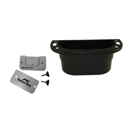 Kennel-Gear Supply Caddy with Metal Bar Mount