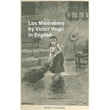 Les Miserables, in English translation - eBook