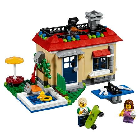 LEGO Creator Modular Poolside Holiday 31067 Thermolyne Modular Blocks