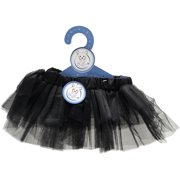 Stellar Pet Boutique Black Tutu Skirt-Small/Medium