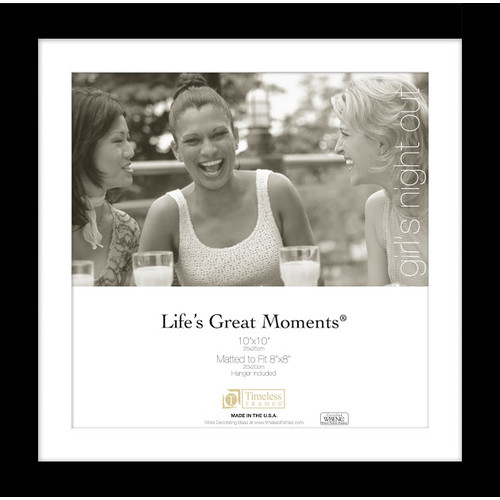 Timeless Frames Life's Great Moments Matted Wall Picture Frame