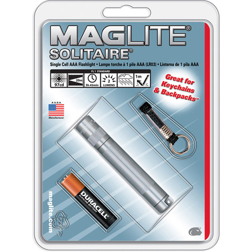 Maglite AAA Solitaire Flashlight