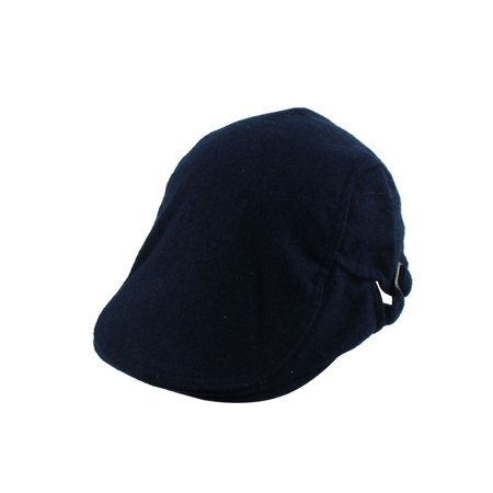Golf Winter Cap - Winter Warm Newsboy Duckbill Ivy Cap Cabbie Driving Golf Flat Beret Hat