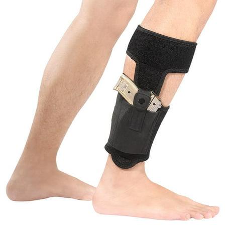 Greensen Leg Holster, Concealed Carry Ankle Holster Leg Holster Drop  Holsters Adjustable Elastic Neoprene Calf Strap, Gun Bag Left Knife  Drop-leg