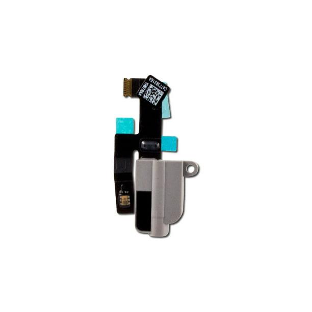 Headphone Jack Flex Cable Ribbon Connector for Black Apple ...