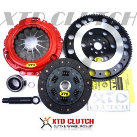 Acura Rsx Clutch Kit (XTD STAGE 2 CLUTCH & FLYWHEEL KIT ACURA RSX TYPE-S BASE & CIVIC Si 2.0L K20 K24 )