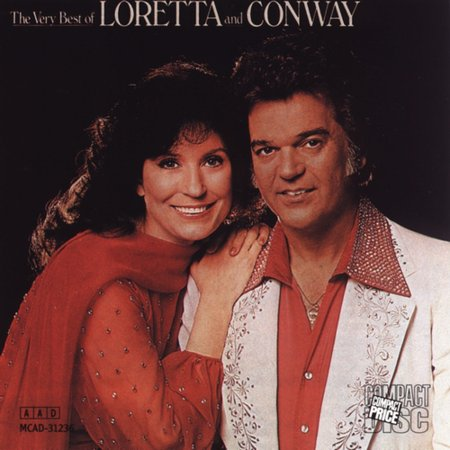 Loretta Lynn Songs - Very Best of Loretta & Conway
