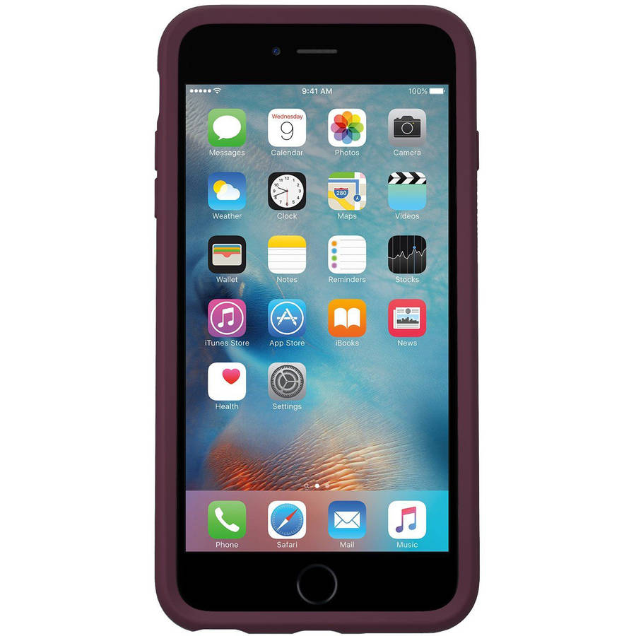 OtterBox Symmetry Series Case for Apple iPhone 6 Plus/6s Plus, Rose