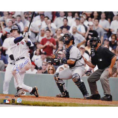 MLB - Shea Hillenbrand Boston Red Sox 16x20 Autographed Photograph