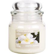 American Home by Yankee Candle Exotic Jasmine, 12 oz Medium Jar Candle