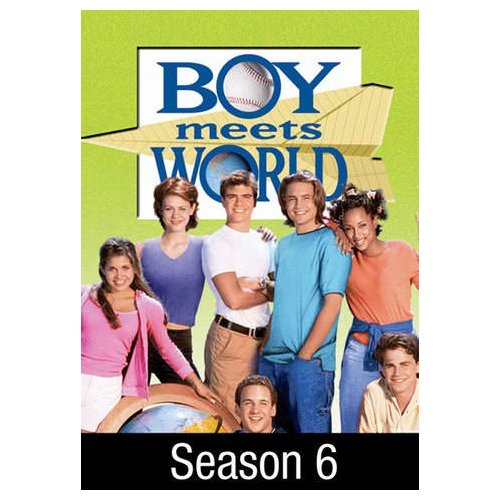 Boy Meets World: Season 6 (1998)