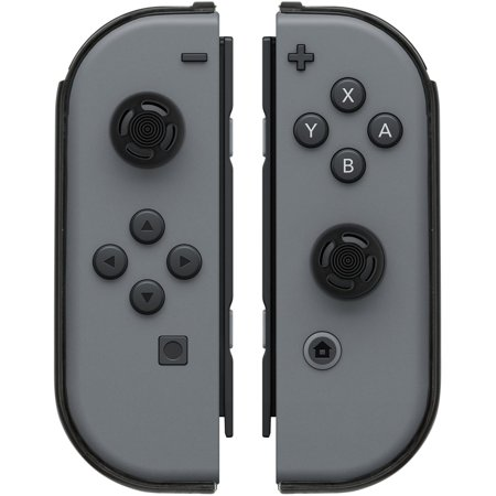 PDP Joy-Con Armor Guards for Nintendo Switch, Gray