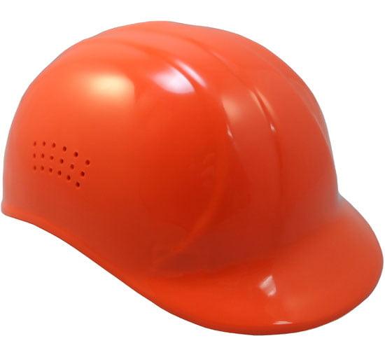 ERB SAFETY Bump Cap,Baseball Cap,Orange 67