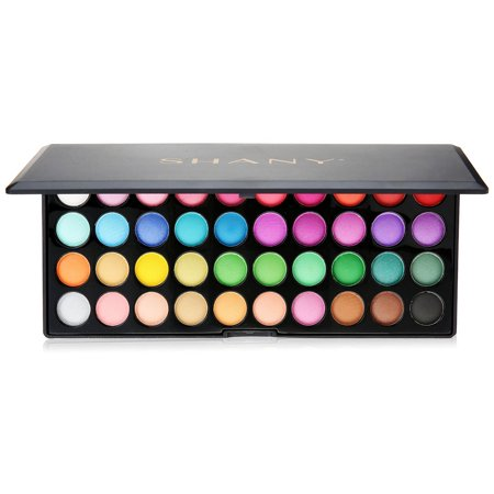 SHANY Boutique 40 color palette](Cool Halloween Eyeshadow)
