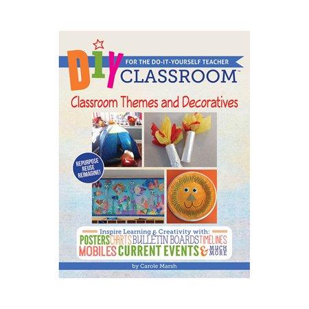 Gallopade DIY Classroom Series - Classroom Themes and Decoratives (Beach Theme Classroom)