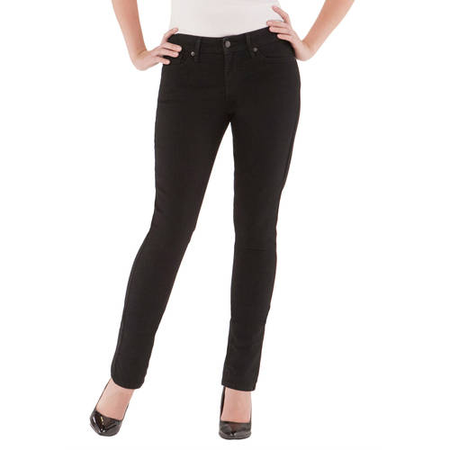 Signature by Levi Strauss & Co. Women's Skinny Jeans Available in Regular and Short Lengths