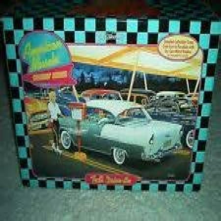 #7906 Ertl Rare Ted's Drive-In Collectible Scene/Diorama ...