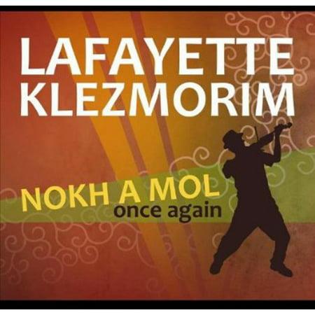 Lafayette Klezmorim   Nokh A Mol Once Again  Cd