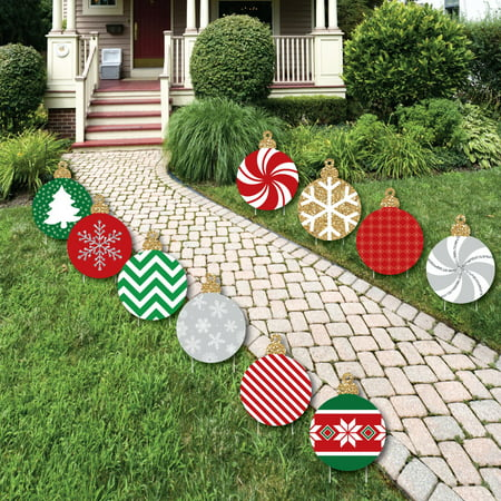 Ornaments Lawn Decorations - Outdoor Holiday and Christmas ... on Lawn Decorating Ideas id=99411