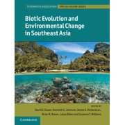 Biotic Evolution and Environmental Change in Southeast Asia - eBook