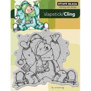 """Penny Black Cling Rubber Stamp 4"""" x 5-1/4"""", ...In The Snow"""