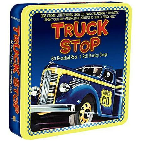 Truck Stop/Rock N Roll Driving Songs (CD) (100 Halloween Rock Songs)