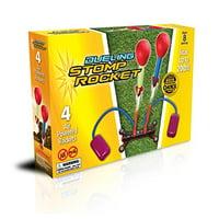 The Original Stomp Rocket: Dueling 4-Rocket Kit (20888)
