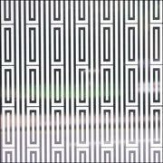 Stick Pretty Roman Sheer Window Film