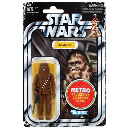 Star Wars Retro Collection Chewbacca Action Figure ()
