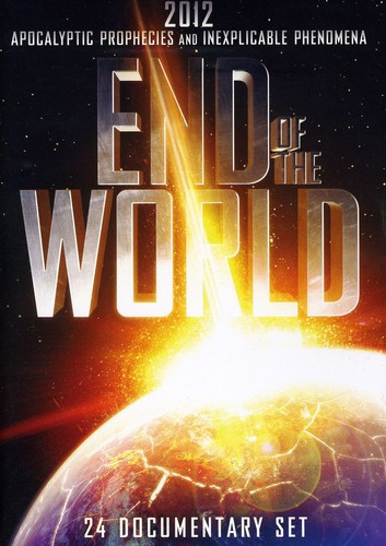 End Of The World: 2012 Apocalyptic Prophecies and InexplicablePhenomena 24 Documentary Set by Mill Creek