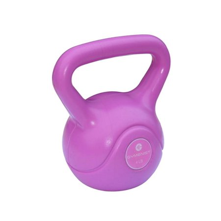 Gymenist Exercise Kettlebell Fitness Workout Body Equipment Choose Your Weight