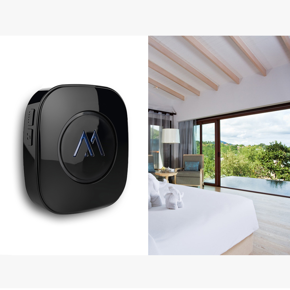 Magicfly Portable Wireless Doorbell Chime Kit 1000 Feet Range 52 Melodies 1  Push Remote Button+2 Door Chime   Walmart.com