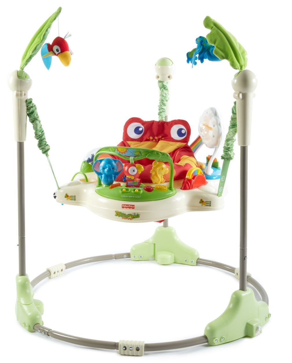 1e50e7a5f Fisher-Price Rainforest Jumperoo - Walmart.com