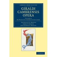 Giraldi Cambrensis Opera - Volume 8